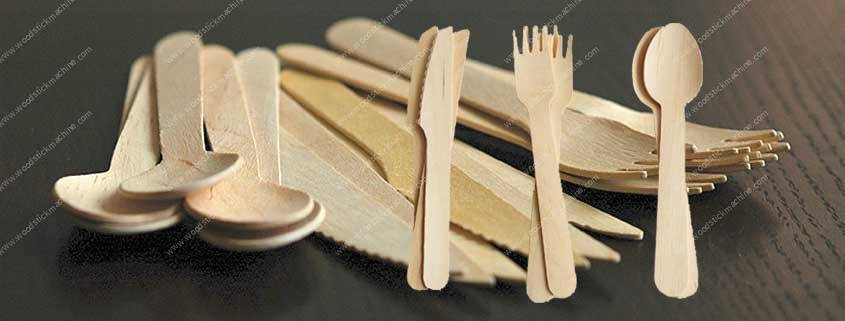 Disposable-Wood-Cutlery-Production-Line