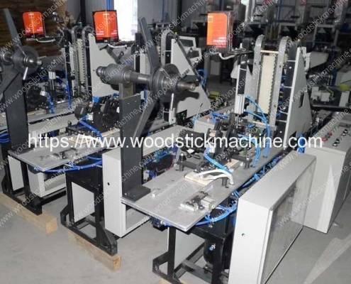 Automatic-Tongue-Depressor-Bundling-Machine