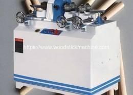 Automatic-Wood-Round-Stick-Bar-Forming-Making-Machine