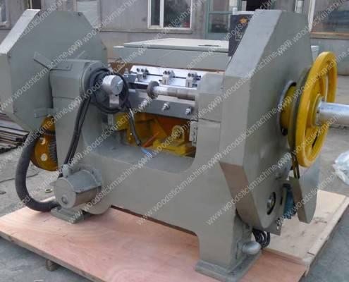 Ice-Cream-Sticks-Spindle-Rotary-Cutting-Machine